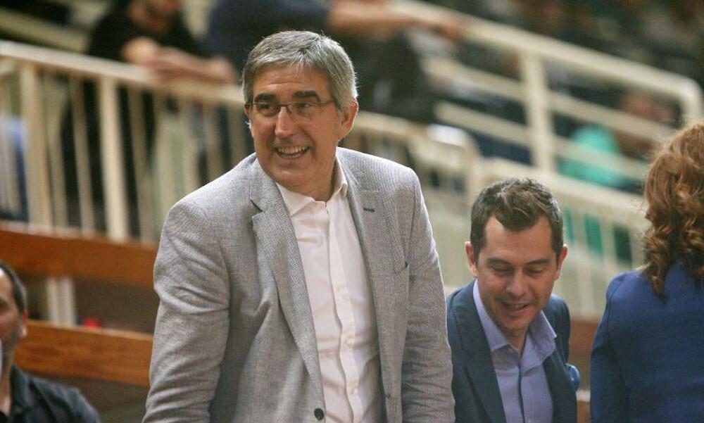 Μπερτομέου: «Όραμα η Ευρωλίγκα με 16 συμβόλαια»
