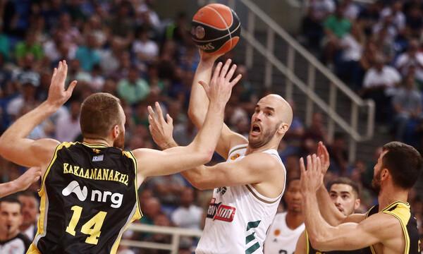 Basket League: Το πρώτο Top-5 της χρονιάς με Καλάθη και Τζόουνς (video)