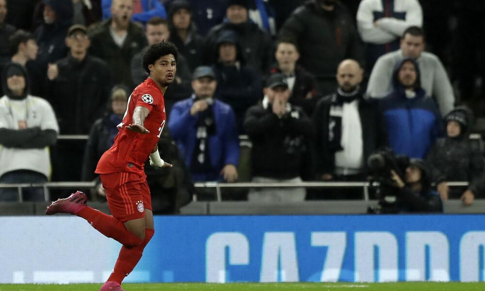 Champions League: Διέσυρε την Τότεναμ η Μπάγερν Μονάχου (videos)
