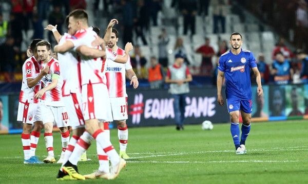 Ερυθρός Αστέρας – Ολυμπιακός: Διπλό ημίχρονο, άσσο τελικό σε Youth και Champions League!