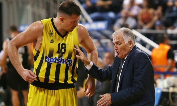 Μαρκόπουλος: «Θέλουμε να προχωρήσουμε στο Κύπελλο»