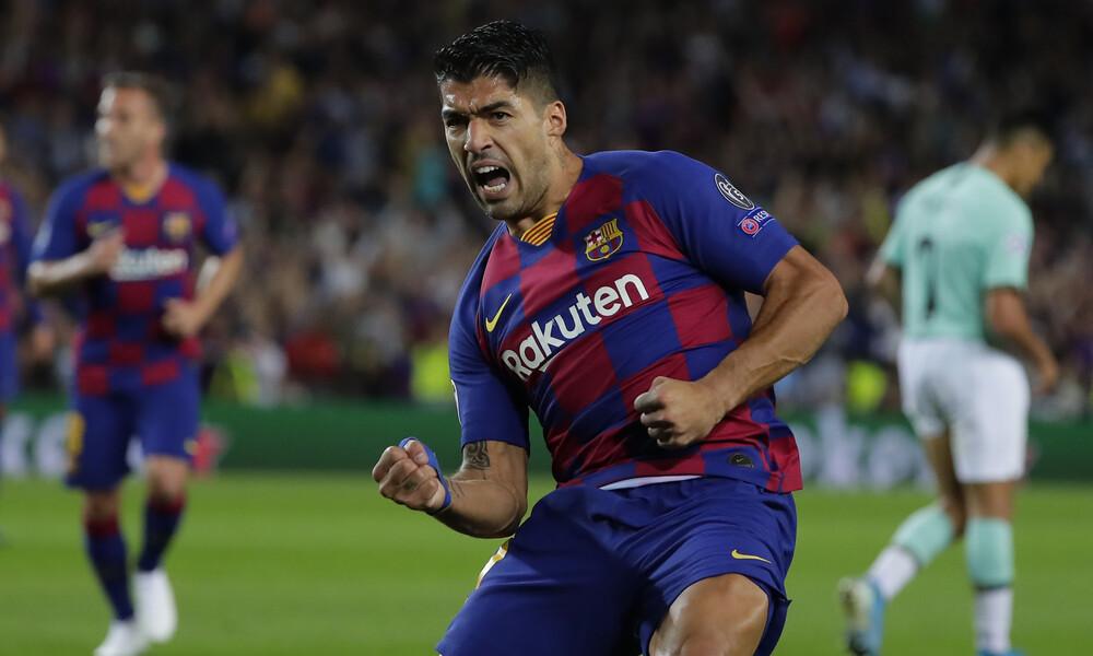 Champions League: Στον «αστερισμό» του Σουάρες (videos)