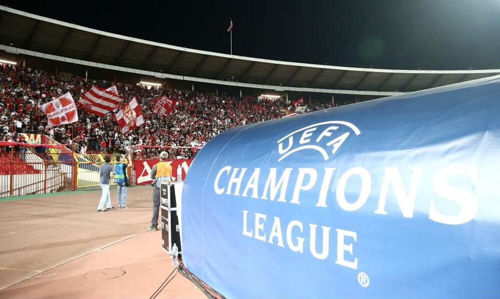 Ολυμπιακός: Στο «σκαμνί» της UEFA για ρατσιστικό πανό (photos)