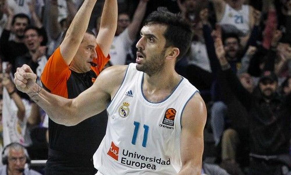 Ρεάλ Μαδρίτης-Φενέρμπαχτσε 81-77: Πήρε το ντέρμπι με Καμπάτσο (photos)