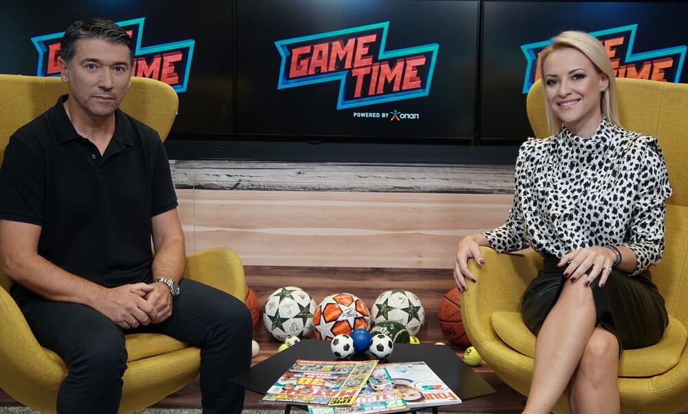 ΟΠΑΠ Game Time: Ο Kώστας Τσάνας αναλύει τους μεγάλους αγώνες σε Ελλάδα και Ιταλία
