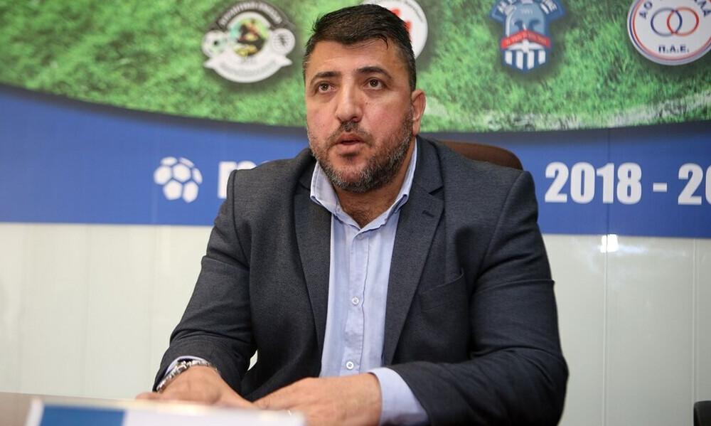 Λεουτσάκος για Super League 2: «Περιμένουμε προτάσεις ως τις 9 του μήνα»