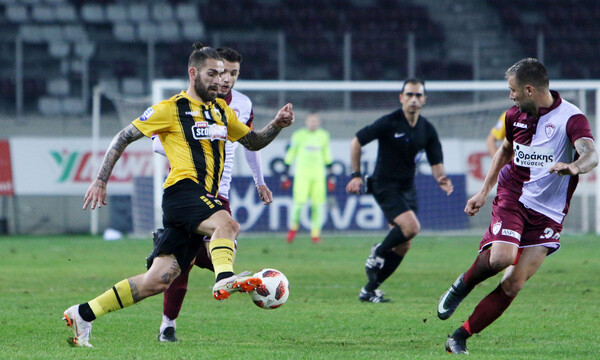 Live Chat ΑΕΛ-ΑΕΚ 0-0 τελικό