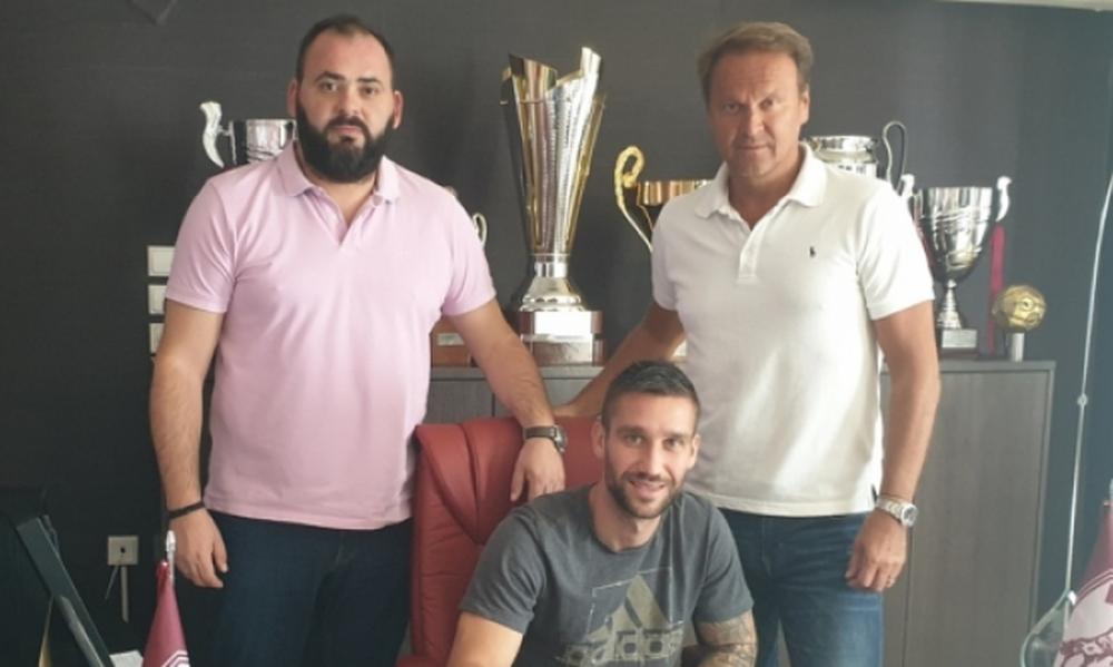 Λάρισα: «Έδεσε» Μιλοσάβλιεβιτς μέχρι το 2022