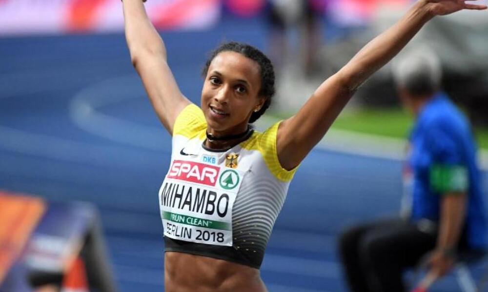 Στίβος: Εκπληκτική η Μιχάμπο που πήρε το χρυσό με 7.30μ