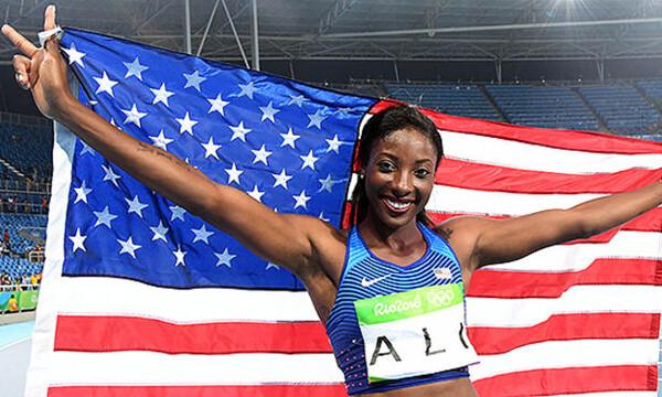 Στίβος: Το 1-2 έκαναν οι ΗΠΑ με Άλι και Χάρισον