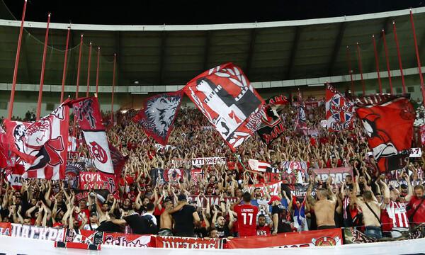 Ολυμπιακός: Απαλλαγή από την UEFA για τα περί «ρατσιστικής» συμπεριφοράς