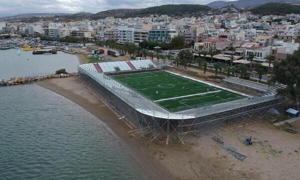 Το τραγούδι των Onirama με τον Τζιμπρίλ Σισέ για το SOCCA World Cup της Κρήτης! (video)