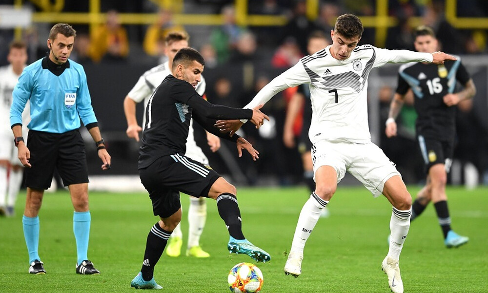 Ματσάρα στο Ντόρτμουντ και 2-2 για Αργεντινή και Γερμανία (video)