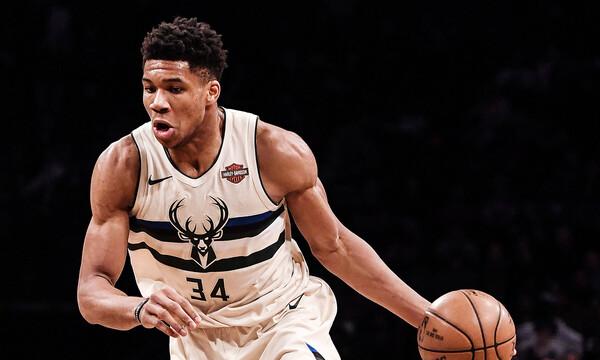 NBA: Βλέπουν και πάλι MVP τον Γιάννη! (videos)
