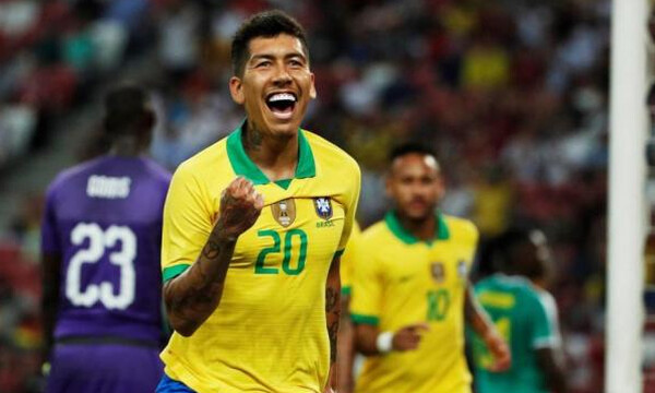 To ασύλληπτο γκολ του Φιρμίνο στο Βραζιλία-Σενεγάλη (video)