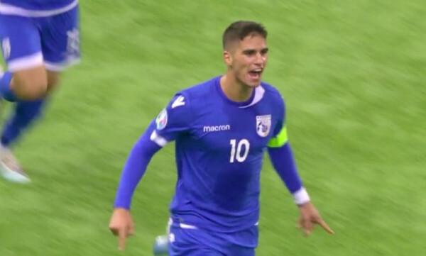 Καζακστάν-Κύπρος 1-2: Χτύπησε στο φινάλε και πήρε τη νίκη (video)