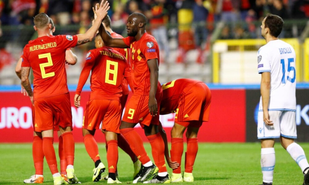 Προκριματικά EURO 2020: Προκρίθηκε το Βέλγιο, με ανατροπή η Ολλανδία (videos)