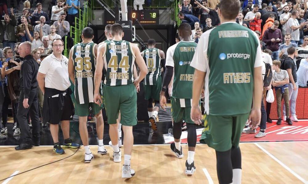 Βιλερμπάν – Παναθηναϊκός ΟΠΑΠ 79-78: Τα highlights του αγώνα (video)