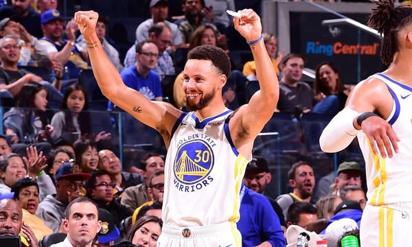 NBA: Αγριεμένος Κάρι, άρχισε τις 40άρες! (videos)