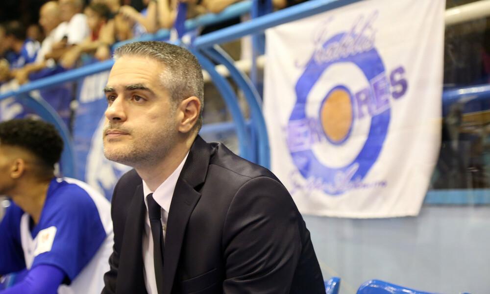 Καστρίτης: «Με δυνατούς δεσμούς και αγάπη για το άθλημα θα φτάσουμε στους στόχους μας»