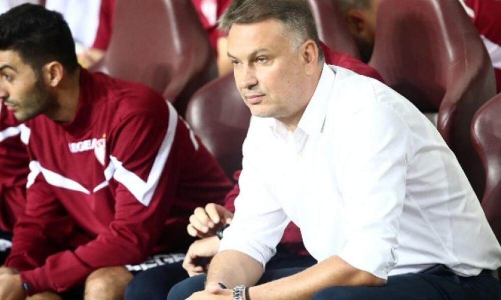 Γρηγορίου: «Σκοπός μας δεν είναι να καταστρέψουμε το παιχνίδι της αντίπαλης ομάδας»