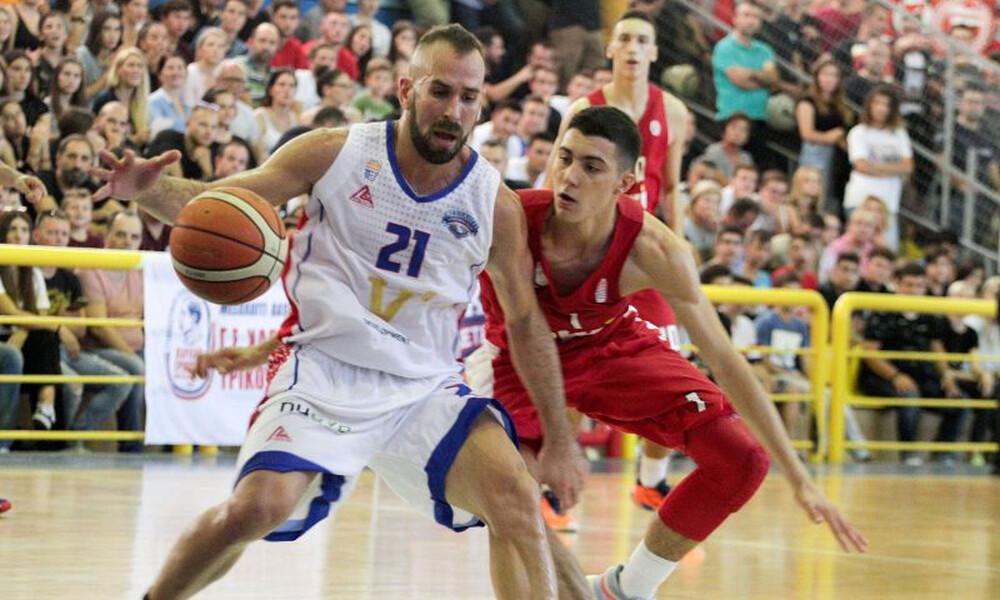 Α2 Μπάσκετ: Ο Χαρίλαος Τρικούπης νίκησε τον Ολυμπιακό! (video+photos)