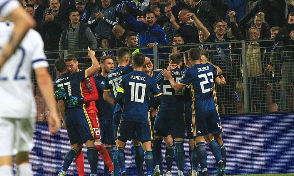 Προκριματικά EURO 2020: «Περίπατος» για Βοσνία (videos)