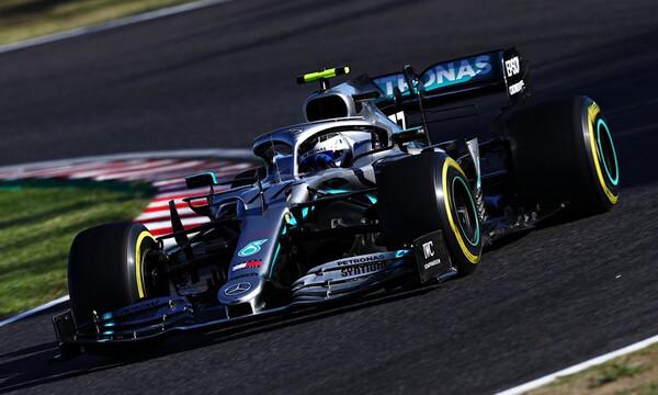 Formula 1: Θρίαμβος Μπότας στην Ιαπωνία - Πρωτάθλημα και πάλι η Mercedes!
