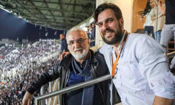 Κυριάκος: «Ο πιο πετυχημένος πρόεδρος του ΠΑΟΚ ο Σαββίδης»