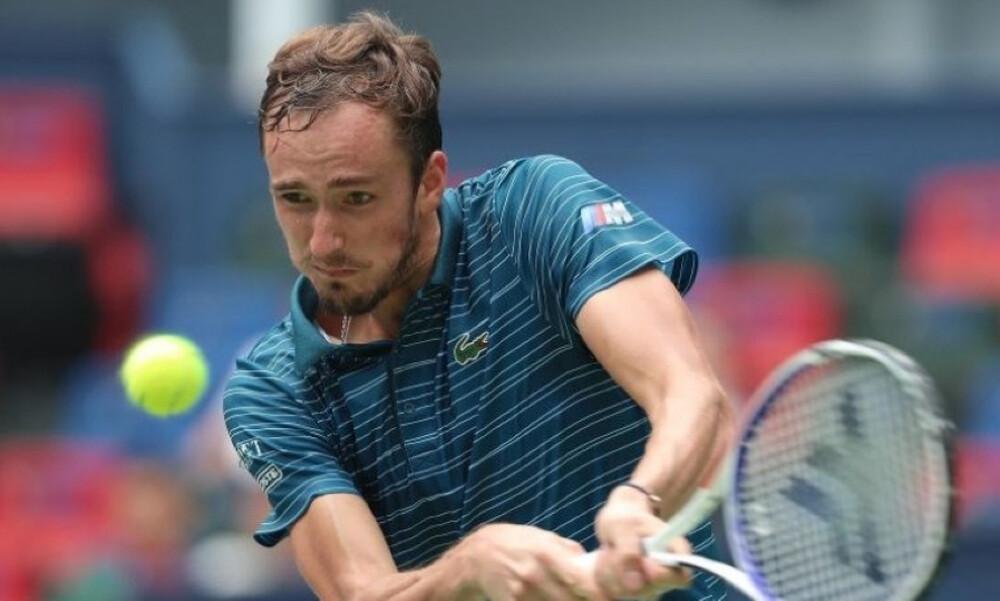 Shanghai Masters: Το σήκωσε ο Μεντβέντεφ (videos)