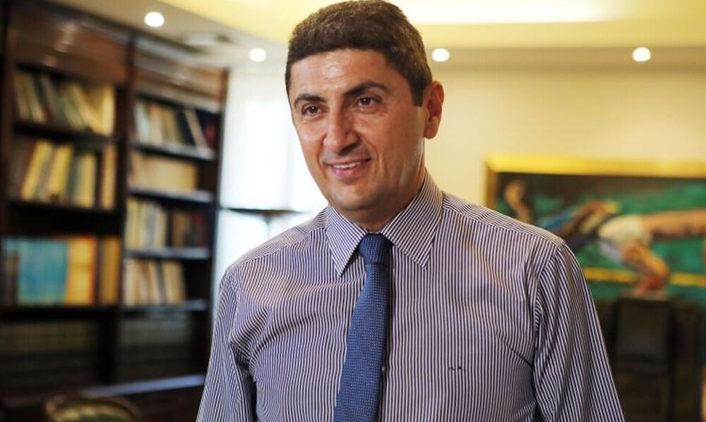 """Αυγενάκης: «""""Ψήφος εμπιστοσύνης"""" από τον κ. Ζ. Λάκοβιτς»"""