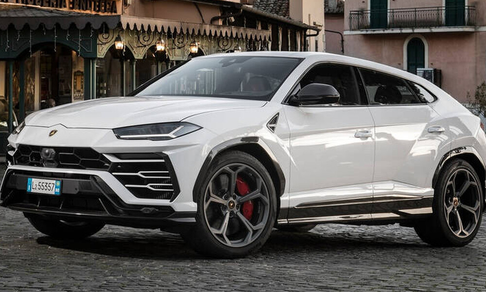 Γιατί η Lamborghini είναι προς πώληση;