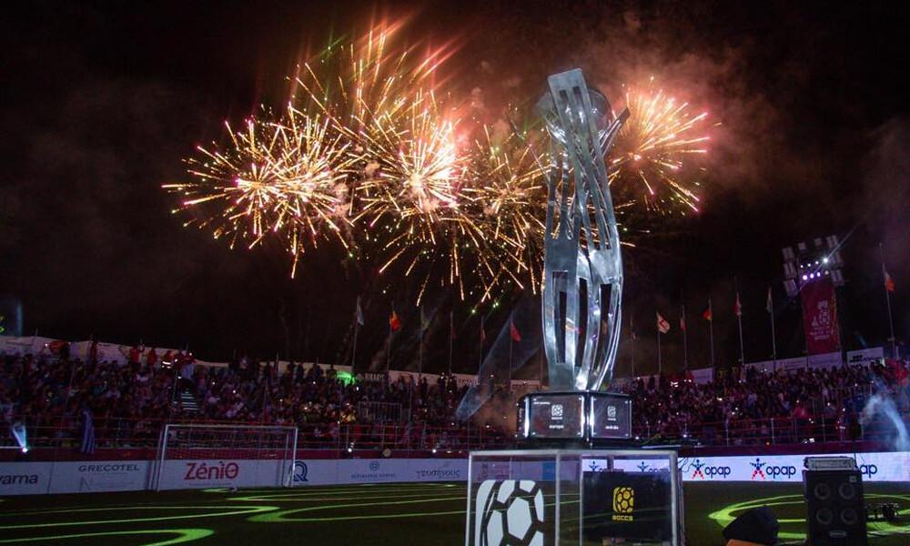 Σέντρα στο Socca World Cup 2019 με Σισέ και Onirama (photos+video)