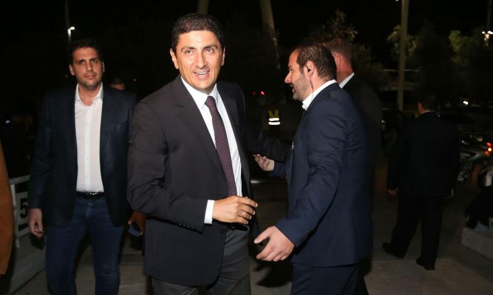 Συνάντηση Αυγενάκη με την επιτροπή Μορφωτικών Υποθέσεων στο ΟΑΚΑ (photos)