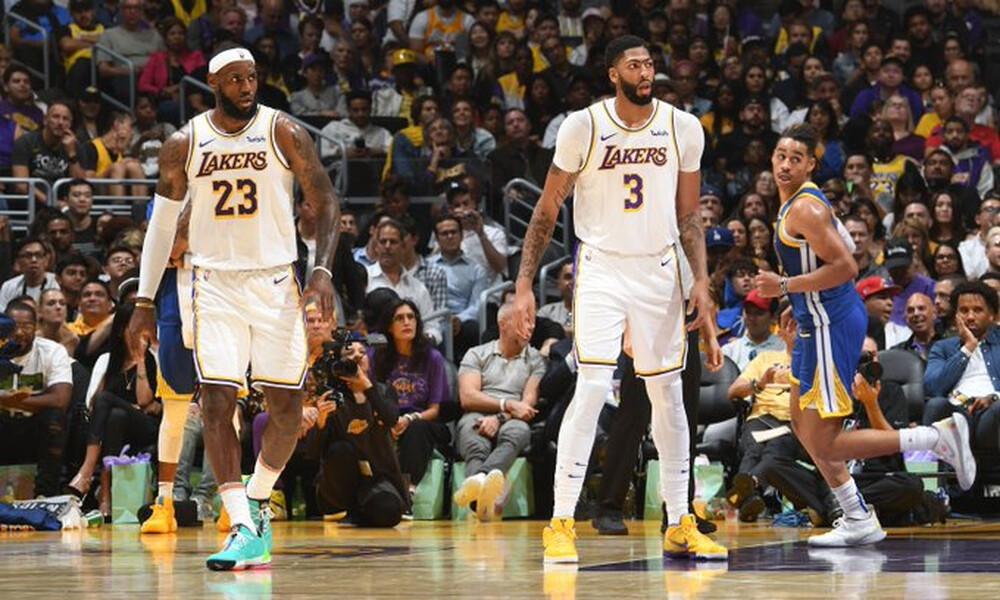 NBA: Τρομάζουν κόσμο οι Λέικερς! (video+photos)