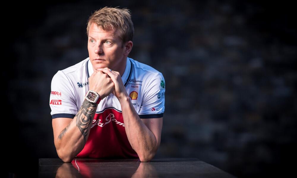 O Kimi Raikkonen δίνει στην F1 την αλητεία που χρειάζεται