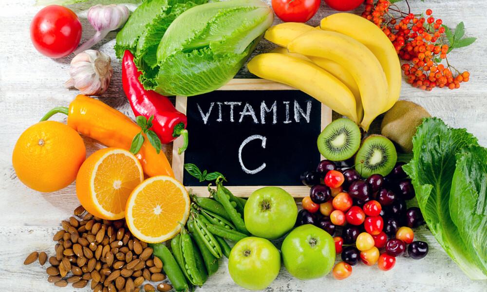 Πέντε τροφές πλούσιες σε βιταμίνη C & οι θερμίδες τους (pics)