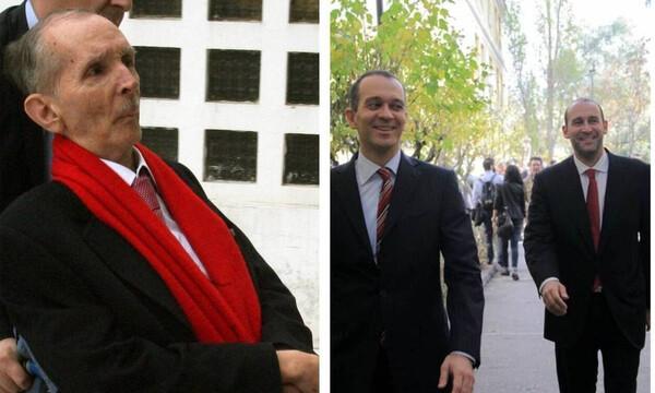 Kωνσταντίνος Αγγελόπουλος: Ο Σκινδήλιας και τα παιδιά μου δεν θέλουν να πάρετε αποζημιώσεις