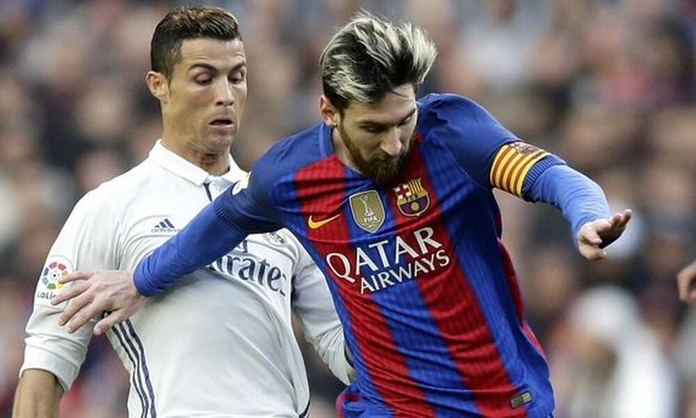 Μέσι: «Ο Ρονάλντο έδινε μεγαλύτερη αξία στο ισπανικό πρωτάθλημα και στο Clasico»