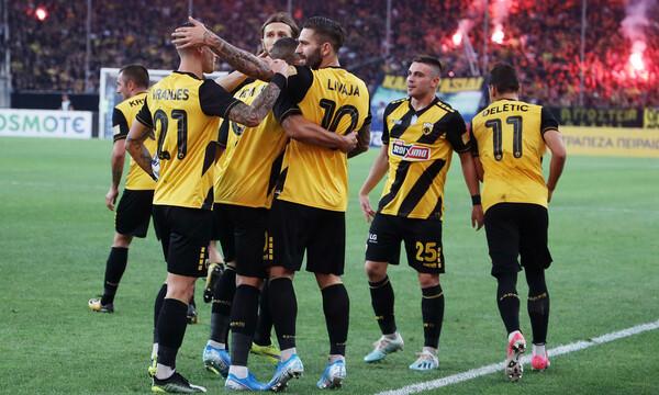 ΑΕΚ: Με 22 παίκτες στη Ριζούπολη