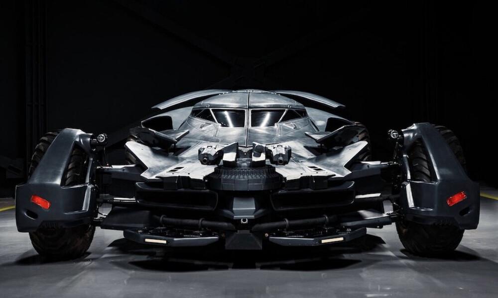 Ήθελες πάντα ένα Batmobile; Τώρα μπορείς