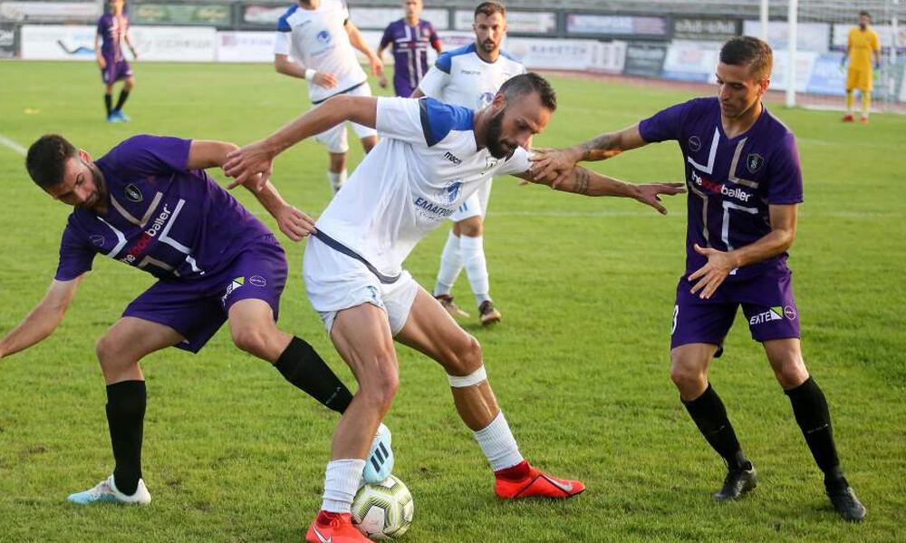 Football League: «Δούλεψαν» για την Καλαμάτα οι υπόλοιποι!