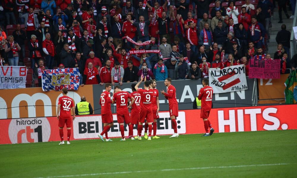 Ολυμπιακός-Μπάγερν Μονάχου: Με φουλ σύνθεση οι Βαυαροί