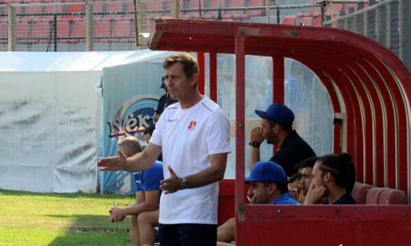 Νεντίδης: «Νίκη με καλό ποδόσφαιρο…»