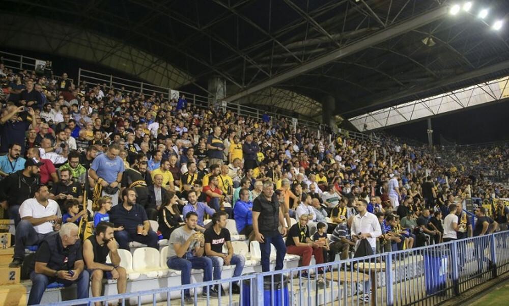 Ευχαριστίες Super League 1 σε Απόλλωνα Σμύρνης