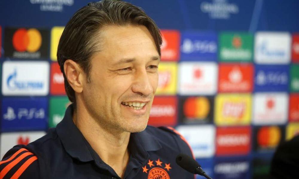 Κόβατς: «Δεν μπορώ να σκεφτώ ότι θα χάσουμε» (photos)