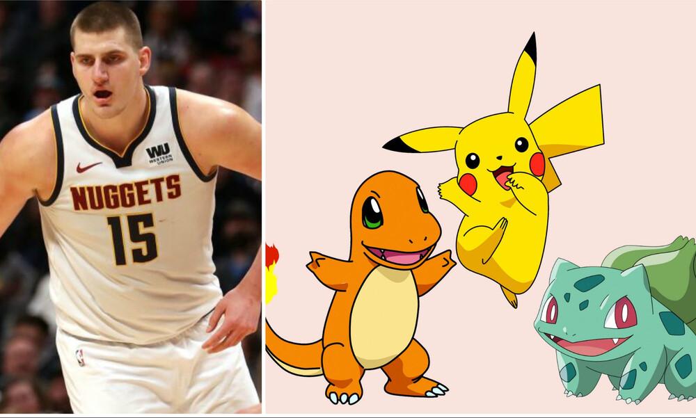 NBA: Ο Γιόκιτς και… τα Pokemon! (videos+photos)
