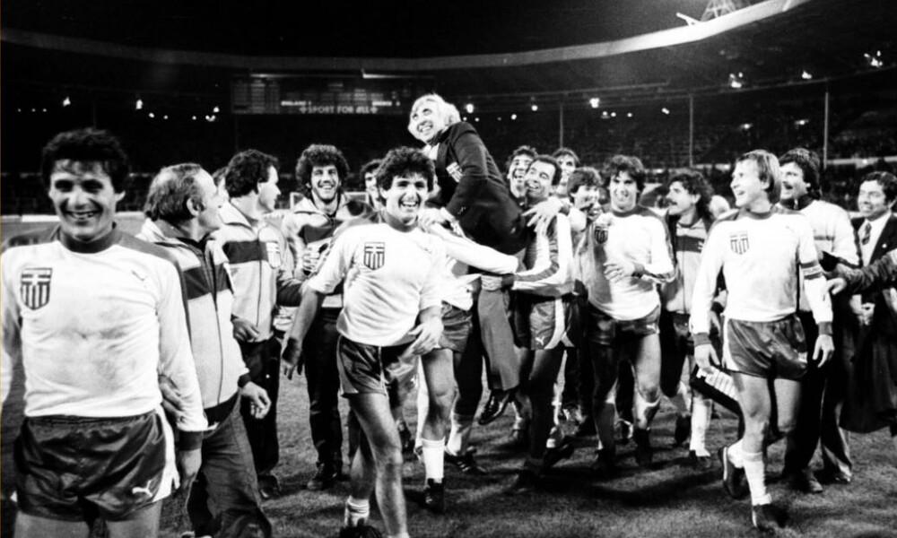 Θρήνος! Πέθανε πρώην προπονητής της Εθνικής (photos+videos)