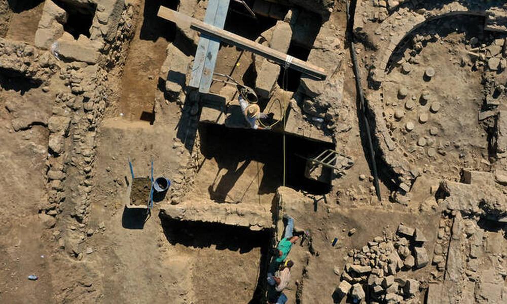 Αρχαία Τενέα: Η πόλη που ανέθρεψε τον Οιδίποδα αποκαλύπτει τα μυστικά της