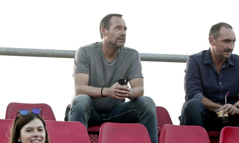 Ολυμπιακός – Μπάγερν: «Φρίκαρε» και ο Φαν'τ Σχιπ με όσα είδε στο Ρέντη! (photos)